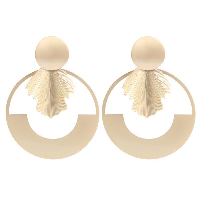 Alloy Korea Geometric earring  Alloy  Fashion Jewelry NHCT0508Alloy