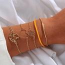 Alloy Fashion Flowers bracelet  Alloy  Fashion Jewelry NHNZ1311Alloy