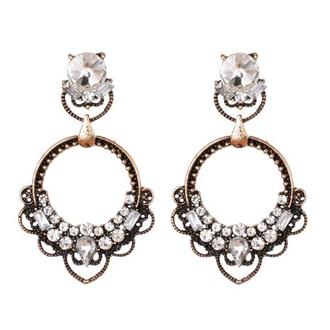 Alloy Fashion Geometric earring  (white)  Fashion Jewelry NHJJ5635-white's discount tags