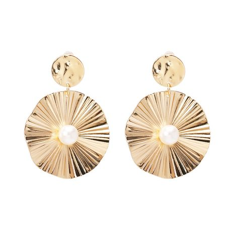 Alloy Simple Geometric earring  (Alloy)  Fashion Jewelry NHJJ5642-Alloy's discount tags