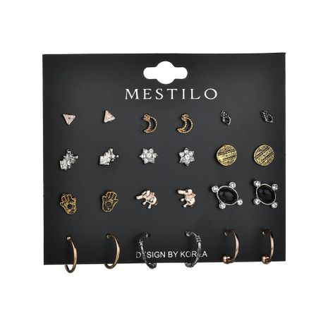 Alloy Fashion Geometric earring  (Alloy)  Fashion Jewelry NHBQ1944-Alloy's discount tags