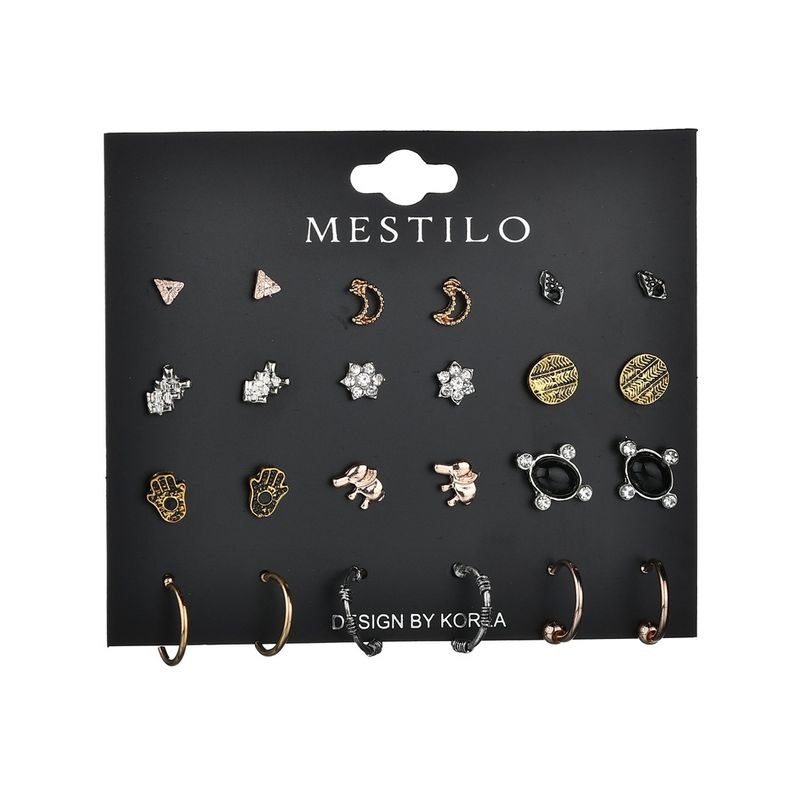 Alloy Fashion Geometric earring  (Alloy)  Fashion Jewelry NHBQ1944-Alloy