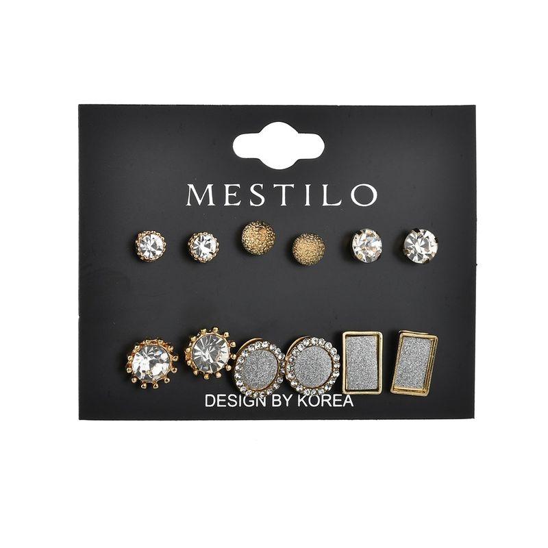 Alloy Fashion Geometric earring  Alloy  Fashion Jewelry NHBQ1954Alloy
