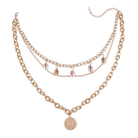 Alloy Fashion  necklace  (N6843)  Fashion Jewelry NHMD5212-N6843's discount tags