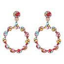Alloy Fashion Geometric earring  black  Fashion Jewelry NHJJ5622black