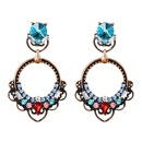Alloy Fashion Geometric earring  white  Fashion Jewelry NHJJ5635white