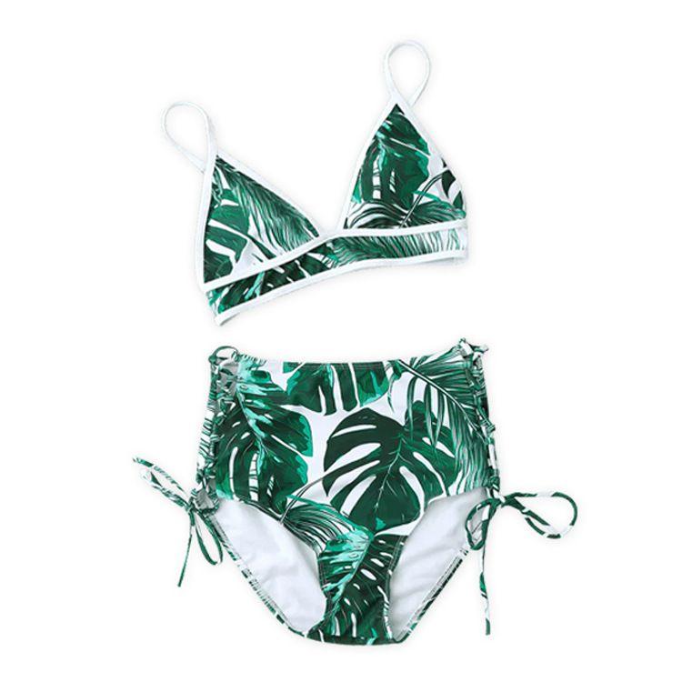 Cotton Fashion  Bikini  (224-S)  Swimwear NHHL2017-224-S