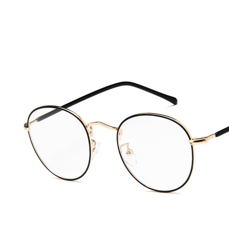 Alloy Fashion  glasses  Black  Fashion Accessories NHKD0786Black