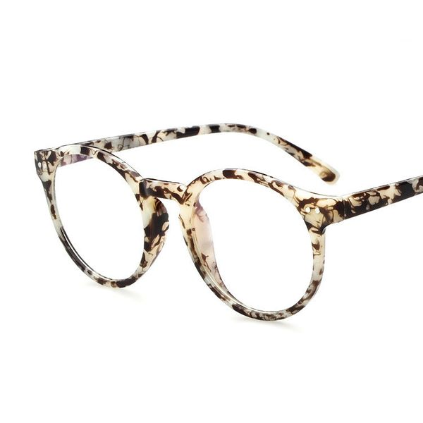 Alloy Vintage  glasses  (Yellow Leopard - C3)  Fashion Accessories NHKD0850-Yellow-Leopard-C3