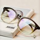 Alloy Fashion  glasses  Bright black  C1  Fashion Accessories NHKD0762BrightblackC1