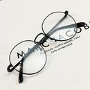 Alloy Simple  glasses  Black  Fashion Accessories NHKD0884Black