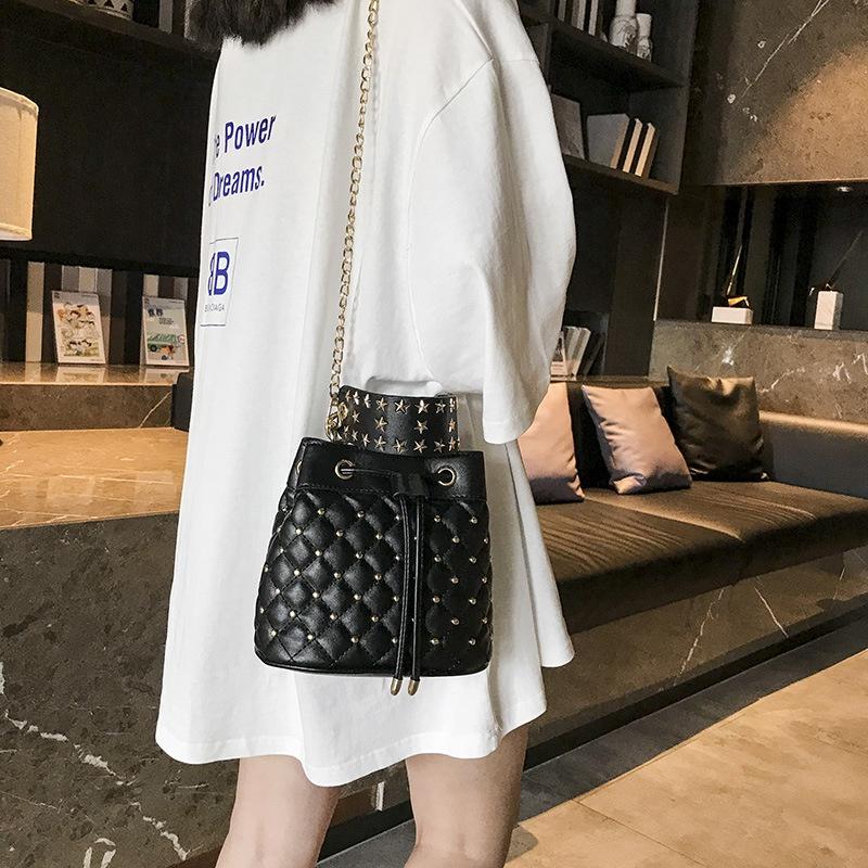 PU Korea  handbag  (black)  Fashion Bags NHPB10827-black