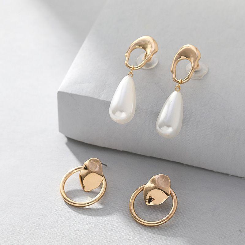 Alloy Fashion Geometric earring  (Alloy)  Fashion Jewelry NHNZ1362-Alloy