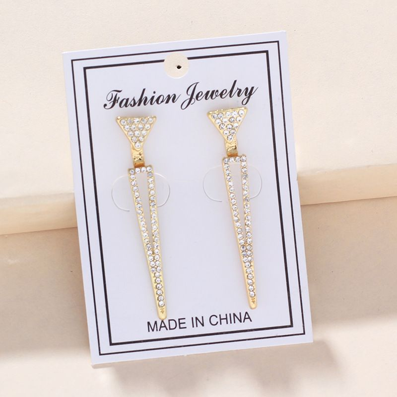 Alloy Fashion Geometric earring  (Alloy)  Fashion Jewelry NHNZ1373-Alloy