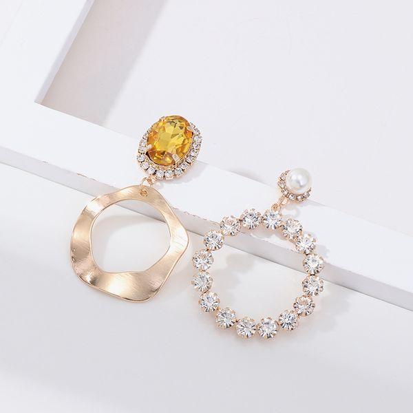 Alloy Fashion Geometric earring  (Alloy)  Fashion Jewelry NHNZ1384-Alloy