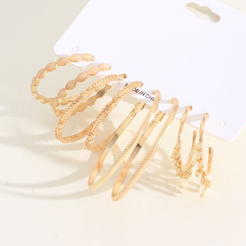 Alloy Fashion Geometric earring  (Alloy)  Fashion Jewelry NHNZ1387-Alloy