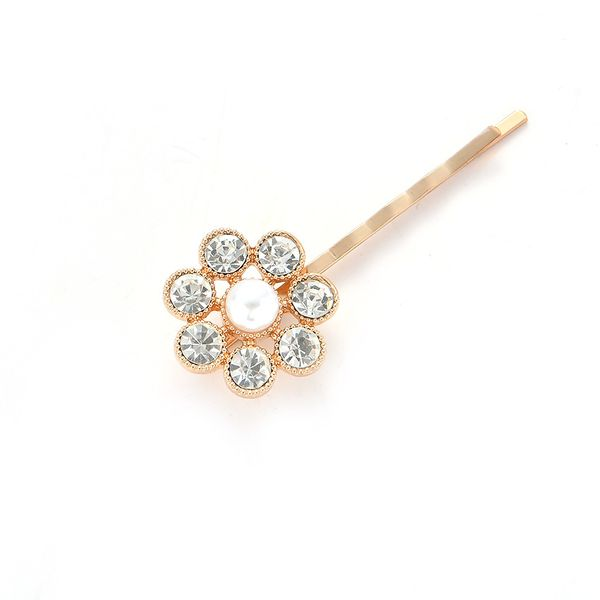 Alloy Fashion Flowers Hair accessories  (Alloy)  Fashion Jewelry NHHN0476-Alloy