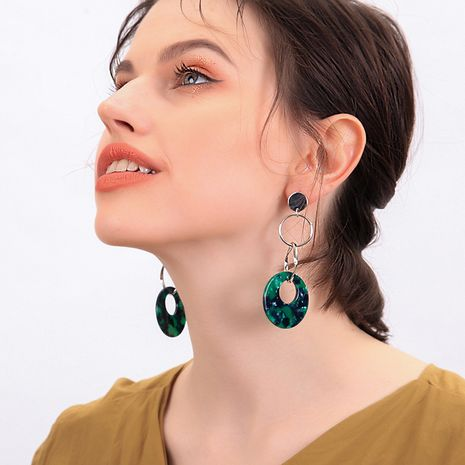 Plastic Fashion Geometric earring  (Photo Color)  Fashion Jewelry NHQD6428-Photo-Color's discount tags