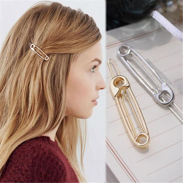 Womens geometric plating alloy Hair Accessories MS190410116466