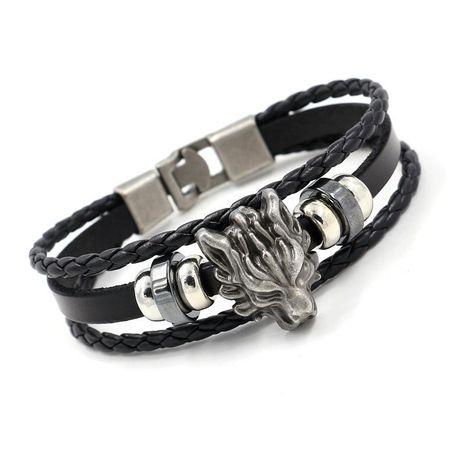 Mens Animal / Zodiac Cortex Bracelets & Bangles HM190411116714's discount tags
