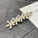 Womens Floral and Beads Alloy Hair Accessories YT190411116805
