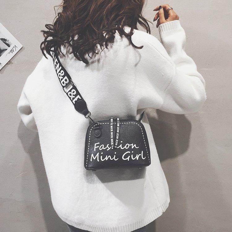 PU Autumn Crossbody Fashion Lady Shoulder Bag XC190413117310