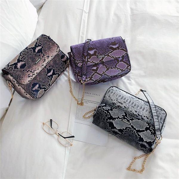 PU Korean version of the wild shoulder bag fashion Messenger bag LD190413117375