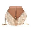 Gas wild diagonal wide shoulder strap pouch TC190413117133