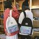 Japanese Harajuku Laser Mosaic Campus Backpack HX190413117315