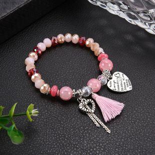 Unisex Geometric Glass / Glass Bracelets & Bangles LP190416117702's discount tags