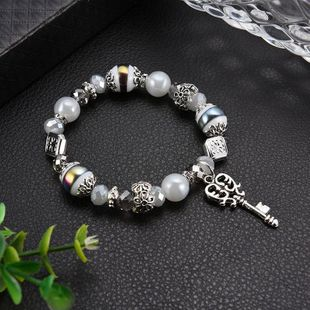 Unisex Geometric Glass / Glass Bracelets & Bangles LP190416117703's discount tags