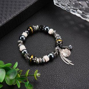 Unisex Geometric Glass / Glass Bracelets & Bangles LP190416117704's discount tags