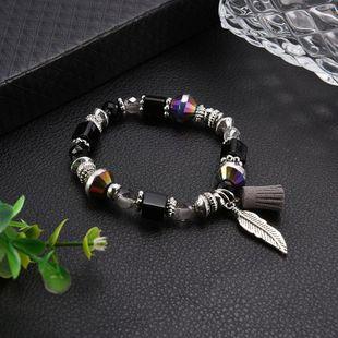 Unisex Geometric Glass / Glass Bracelets & Bangles LP190416117705's discount tags