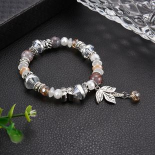 Unisex Geometric Glass / Glass Bracelets & Bangles LP190416117708's discount tags