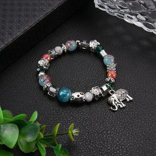 Unisex Geometric Glass / Glass Bracelets & Bangles LP190416117711's discount tags