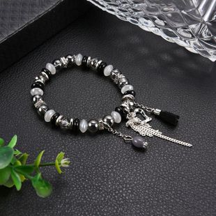Unisex Geometric Glass / Glass Bracelets & Bangles LP190416117712's discount tags