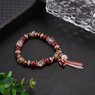 Unisex Geometric Glass / Glass Bracelets & Bangles LP190416117729's discount tags