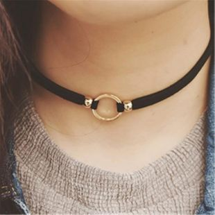 Womens geometric plating alloy Necklaces MS190419118234's discount tags