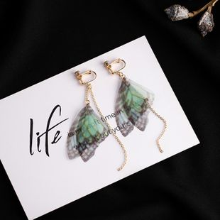 Womens Insect Plating Vintage literary temperament Alloy Earrings MS190419118264's discount tags