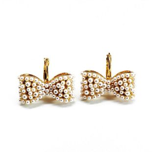 Womens Other Wild Princess Japanese and Korean delicate millet beadss Earrings OM190419118265's discount tags