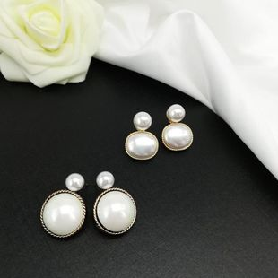 Womens Other Gorgeous texture Earrings OM190419118282's discount tags