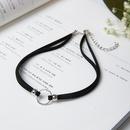 Collares de aleacin geomtrica para mujer  MS190419118234
