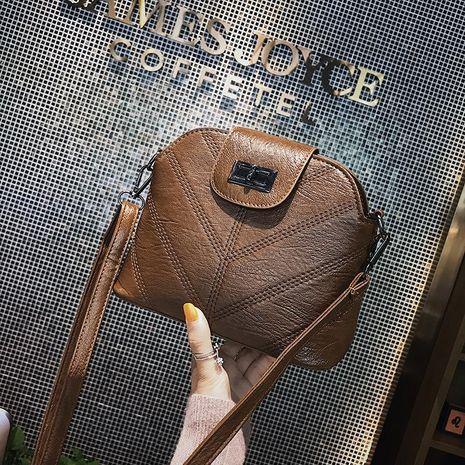 Línea bordada bolsos de moda bandolera colgada XC190420118563's discount tags