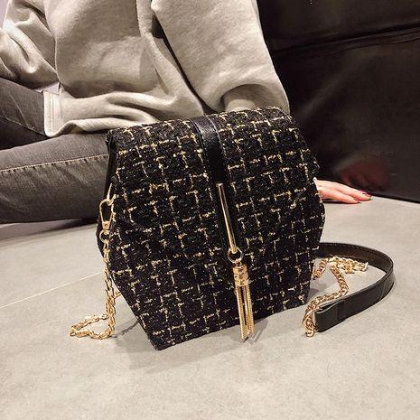 PU moda vintage cadena bolsa mujer XC190420118575's discount tags