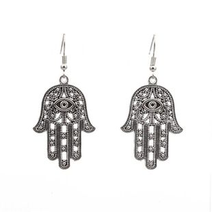 Unisex Children Lady Other Plating Alloys Other Earrings YL190422118616's discount tags