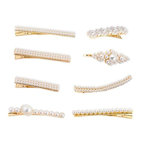 Womens Floral Plating sweet  Alloy Hair Accessories HN190422118635's discount tags