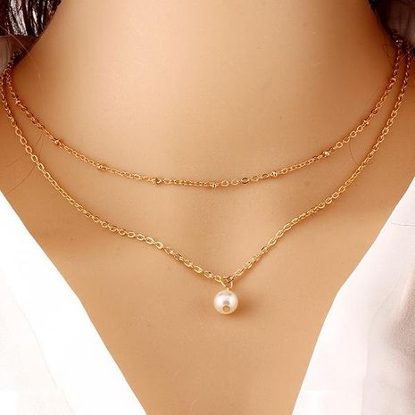 Womens star alloy Simple trend Necklaces PJ190422118691's discount tags