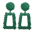 Unisex Geometric Baking Creative exaggerated punk style  color Alloy Earrings PJ190422118672
