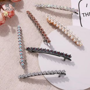 Womens Geometry Electroplated Alloy Magnesium Hair Accessories MD190423118789's discount tags
