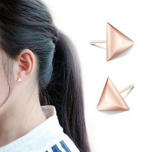 Womens Geometric Titanium Steel  Other Earrings OK190423118908's discount tags